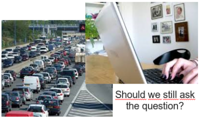 Fed up with traffic jams? Solutions exist! (FR/EN)