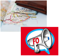 New travel expense policy: FO is listening to you (FR/EN)