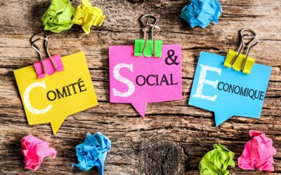 CSE du 29 mai / Social and Economic Committee on May 29th