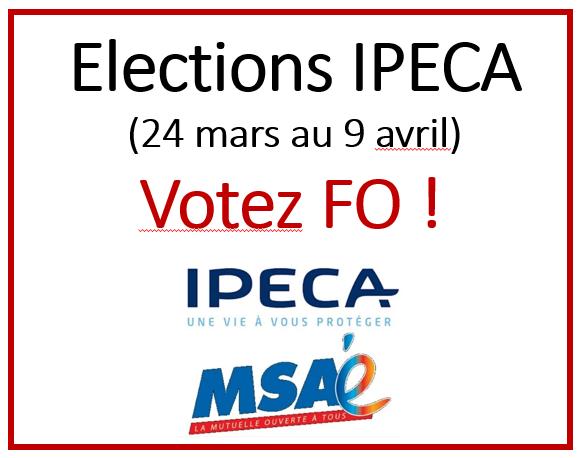 Résultats des élections IPECA (FR/EN)