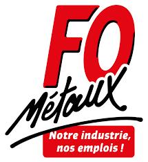 Communiqué FO Métaux sur la réorganisation industrielle (FR/EN)